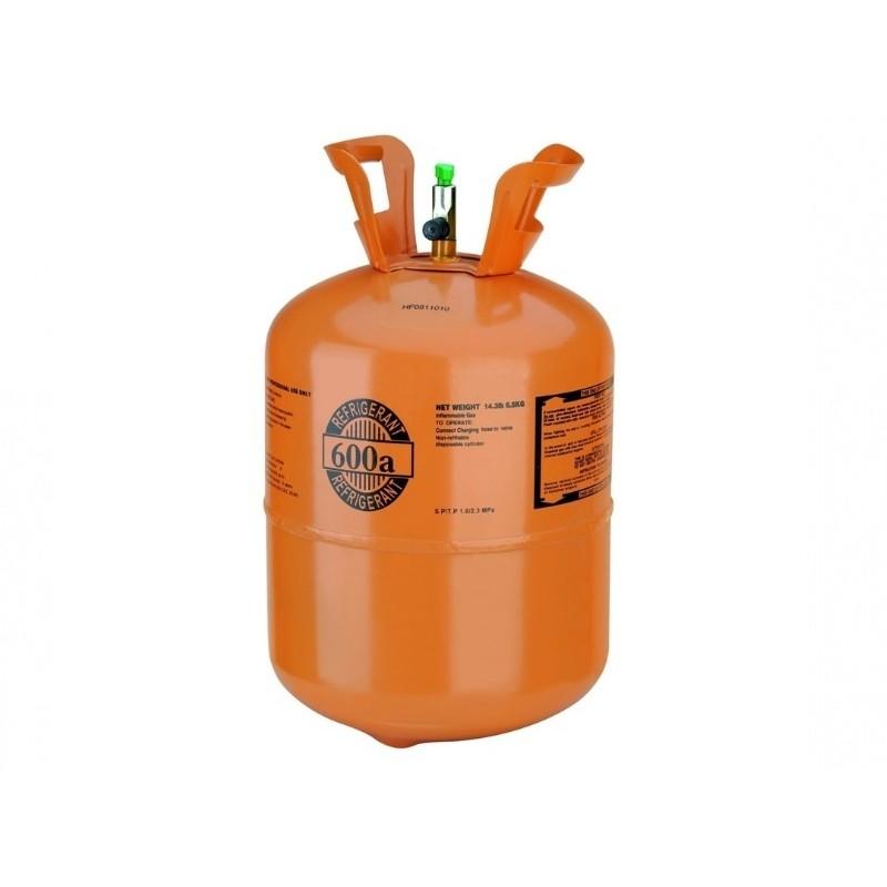 Фреон R600 6,5 кг